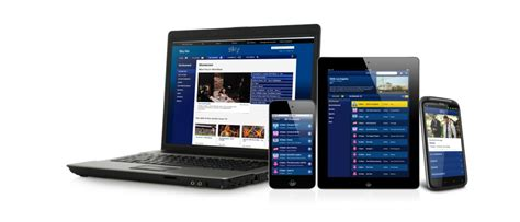 sky go mobile devices sky go lets customers and tv shows offline
