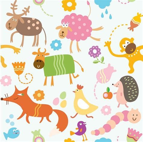 dibujos infantiles wallpaper fondos infantiles de animales fondos de pantalla y mucho m 225 s