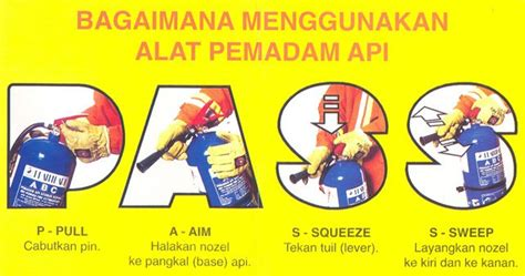 cara menggunakan alat pemadam apar tabung pemadam api ar cipta mandiri oktober 2013