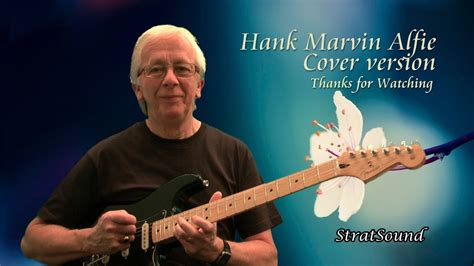 Hank Marvin Without A Word 1cd 2017 alfie hank marvin without a word cover version