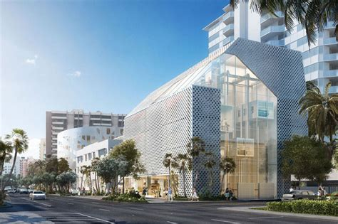 art design institute miami architect rem koolhaas designs a new arts center for miami