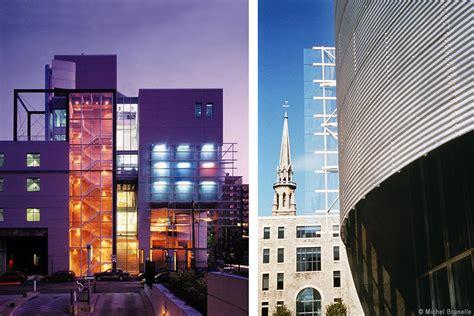 ecole graphisme design montreal dan hanganu architectes pavillon de design de l uq 192 m