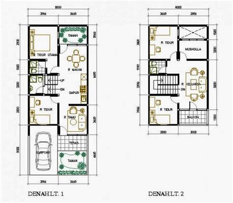 layout bel rumah gambar denah rumah tipe 36 desain rumah desain rumah