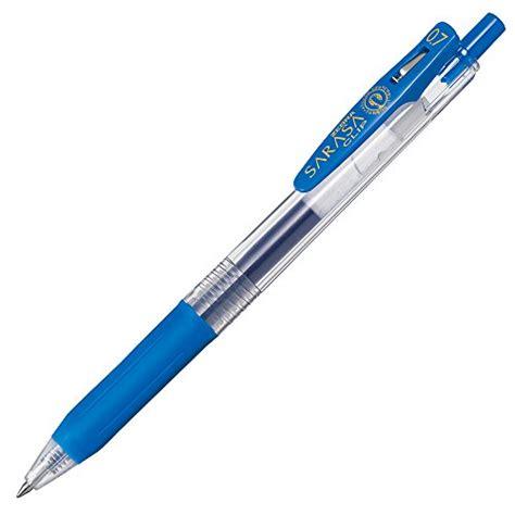 Zebra Gel Pen Sarasa Clip 0 7 zebra gel ballpoint pen sarasa clip 0 7 10 colors jjb15