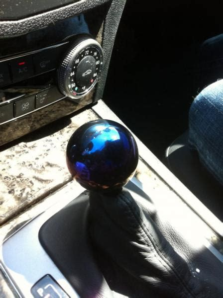Awesome Shift Knob by Awesome Black Birdseye W204 Oem Shift Knob On Ebay See Hi Res Pics Inside Mbworld Org Forums