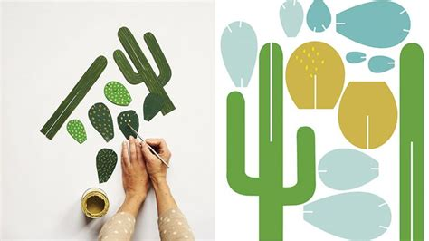 Latest Loves Cacti Freebies Pinterest Search Paper And Blog Paper Cactus Template