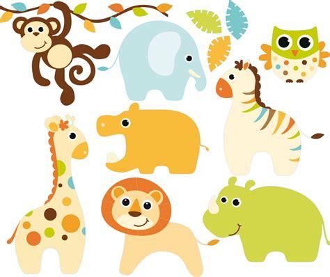 wall stickers animals wallstickers folies animals set wall stickers