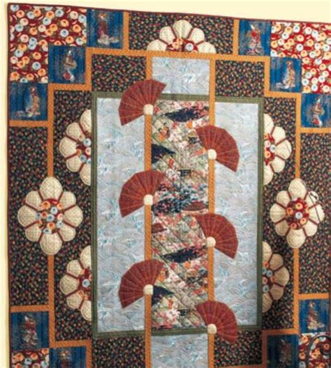 quilt pattern japanese 88 best asian inspired quilts images on pinterest asian