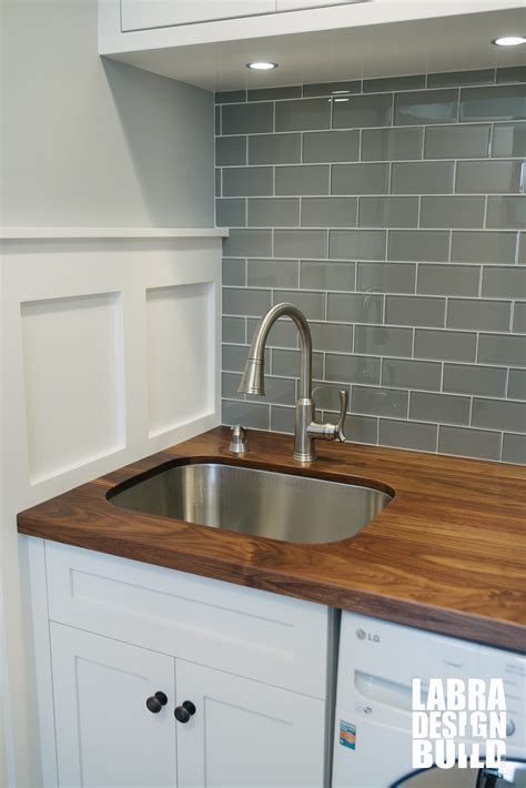 Laundry Room & Mudroom Renovation, Novi MI Labra Design Build