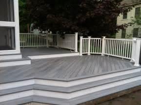 composite patio composite deck composite deck fascia boards