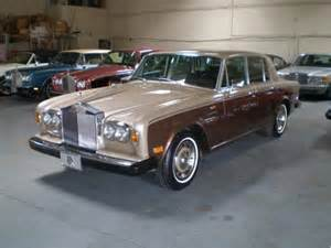 Rolls Royce Silver Shadow For Sale 1978 Rolls Royce Silver Shadow For Sale Classiccars