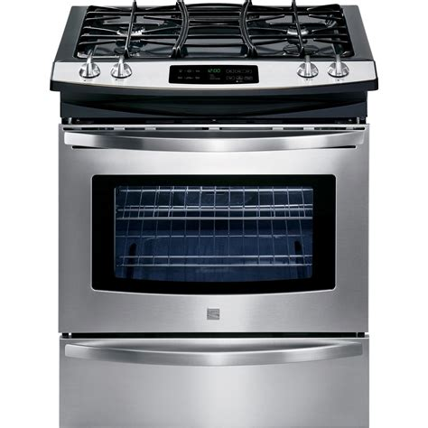 Kenmore Stove by Kenmore 36933 30 Quot Slide In Gas Range 3693 Sears Outlet