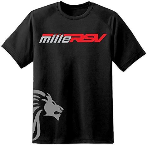 T Shirt Aprilia Factory aprilia mille rsv factory racing t shirt s 3xl rsv4 tuono