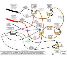amazing les paul 3 wiring diagram contemporary images for image wire gojono
