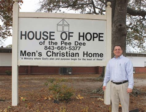 new vision house of hope new director at men s christian home brings fresh vision faith and values scnow com