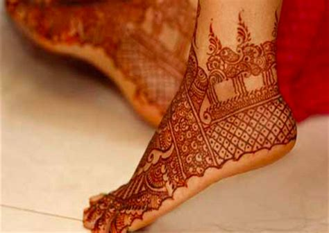 16 best bridal mehandi designs for your wedding day