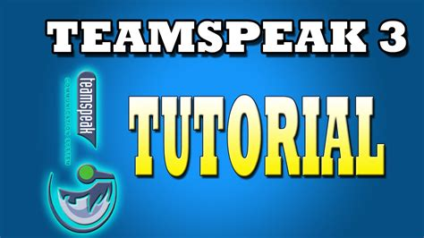 teamspeak 3 docker tutorial danish teamspeak 3 tutorial youtube