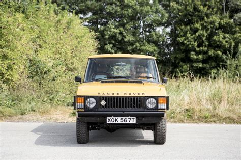old range rover colin chapman s range rover classic