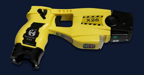 Jual Taser Gun X26 by Shock Tactics The Disappearance Of Taser S Potent