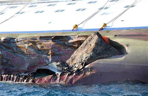 costa concordia interni oggi concordia il naufragio e le lunghe operazioni di recupero