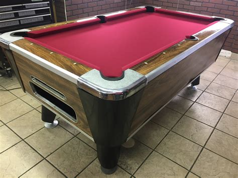 used coin operated pool tables table 042217 valley used coin operated pool table used