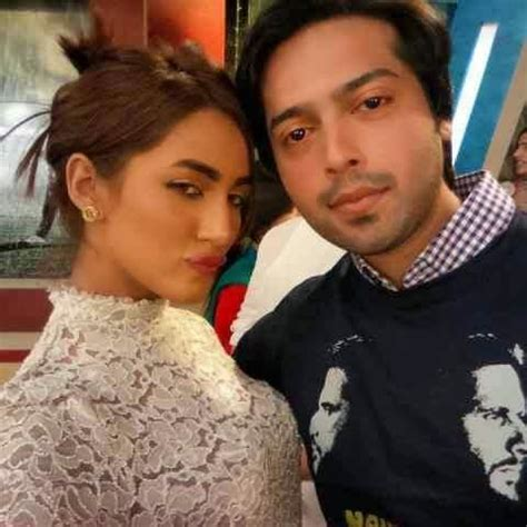 fahad mustafa with mathira life n fashion