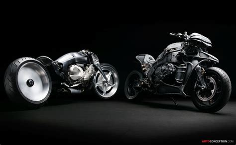 Bmw Motorrad Japan Design by Bmw Motorrad Unveils Custom Bike Designs In Japan
