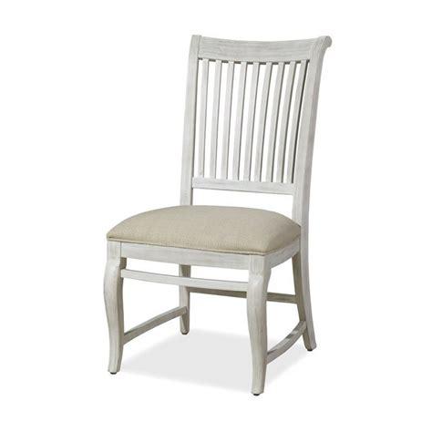 Paula Deen Dining Chairs Paula Deen Home Dogwood Dining Side Chair In Blossom 597634 Rta