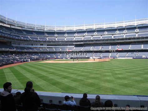 Section 104 Yankee Stadium by New York Yankees Yankee Stadium Section 104