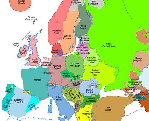 language fr ca carte de l europe francais my