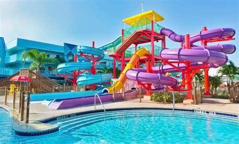 theme park groupon flamingo waterpark resort groupon