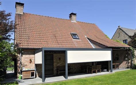open veranda verandabouw materialen locatie bepalen prijzen