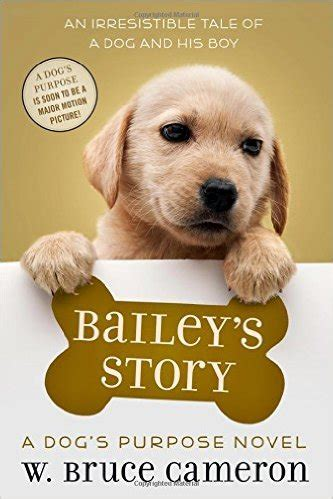 The Story Of Dogs bailey s story a s purpose novel scholastic book fairs