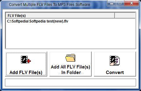 flv2mp3 mobile convert flv files to mp3 files software 7 0