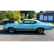 Seller Of Classic Cars  1970 Buick Skylark Aqua/Black