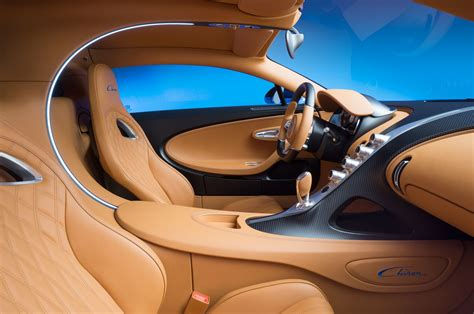 bugatti chiron interior 2017 bugatti chiron by design what s new and why