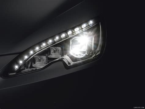 Peugeot 308 Headlight 2015 Peugeot 308 Headlight Wallpaper 112 1024x768
