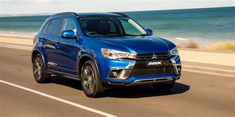 mitsubishi asx 2018 mitsubishi asx pricing and specs photos 1 of 4