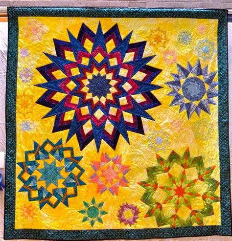 quilt pattern northern star fun with barb northern star quilters shine again