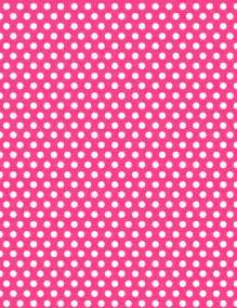 instant minnie mouse pink polka dot
