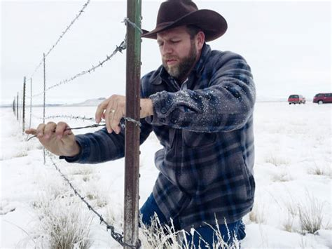 Ammon Bundy Criminal Record Ammon Bundy Had 8k In On Him At Time Of Arrest