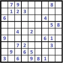 Printable free sudoku on medium sudoku puzzles 1 4 printfreegames com