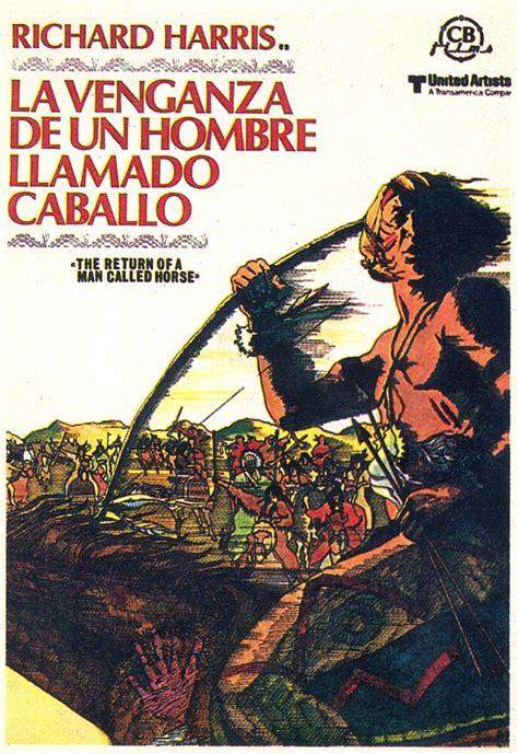 libro la venganza de la una pagina de cine 1976 la venganza de un hombre llamado caballo esp jpg