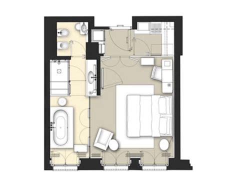 Star Island Resort Floor Plans by Luxury Hotel Premium Rooms Milan Italy Bulgari Hotel Milano