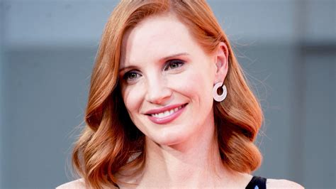 chastain hair color chastain doesn t dye hair for and we