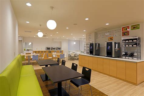 Scandinavian Dining Room okamura s designed workplace showcase showa university