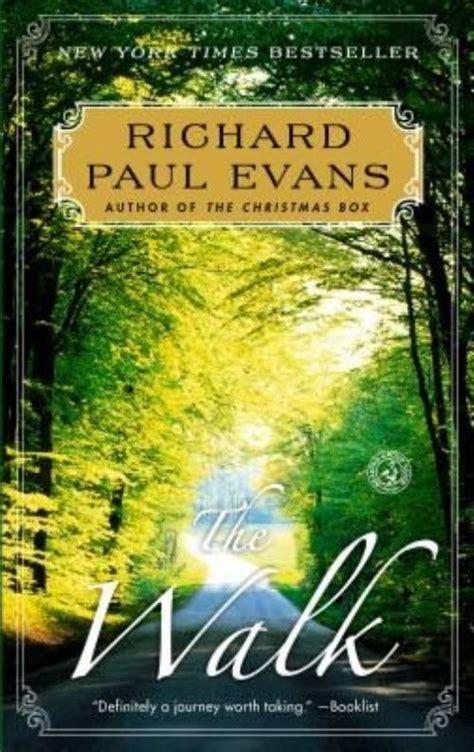 walking a novel the walk by richard paul paperback book