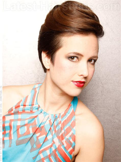 hairstyles cut off the face go short 15 incredibly chic pixie hairstyles to try