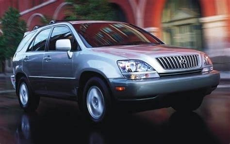 lexus suv 2002 post pics of what you drove just prior to your gr page