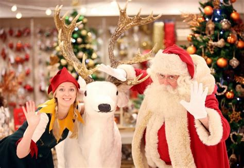 what to by staff for christmas has been hijacked by santa and reindeer warns catholic priest